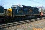 CSX 4450 on Q409